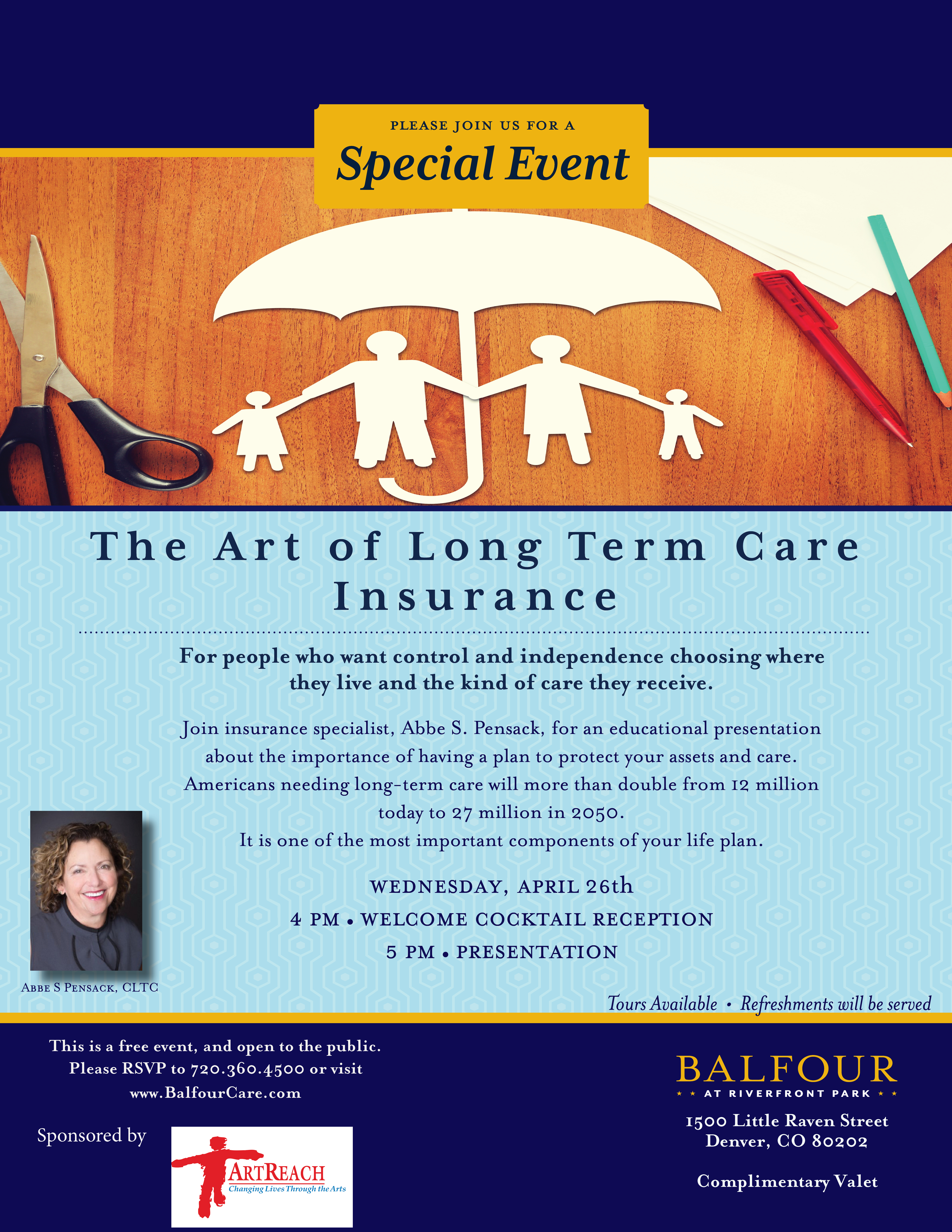 The Art of Long Term Care Insurance